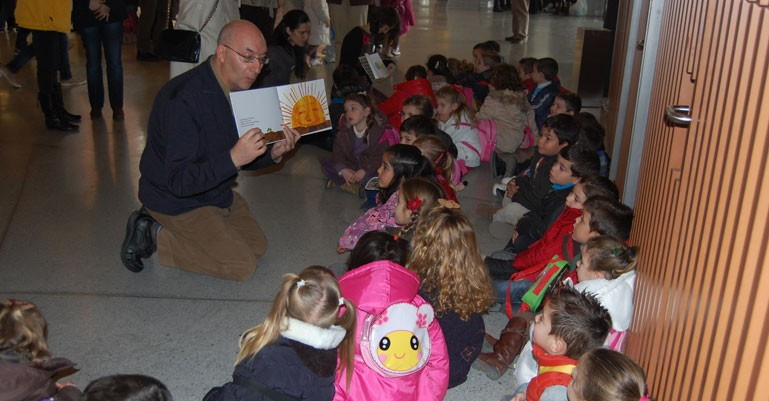 Día de la lectura en Andalucía