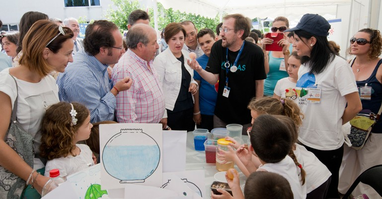 18ª Feria de la Ciencia. 20º Aniversario del Parque de las Ciencias