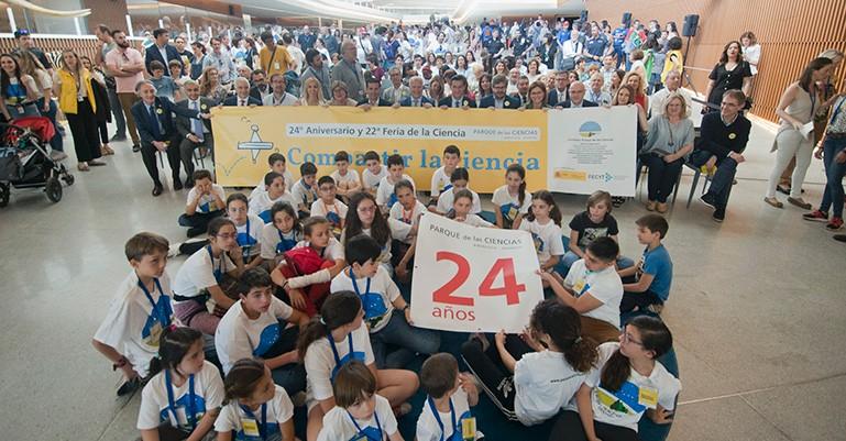 24º Aniversario y 22ª Feria de la Ciencia