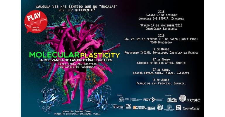 Molecular Plasticity