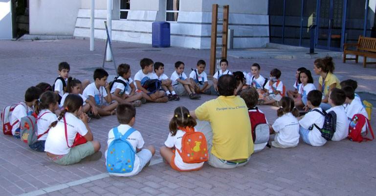 Talleres Verano con Ciencia 2012