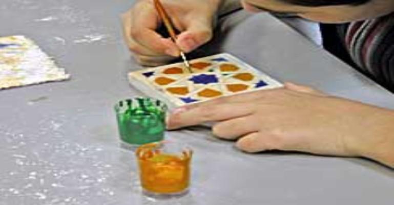 La Alhambra con tus manos