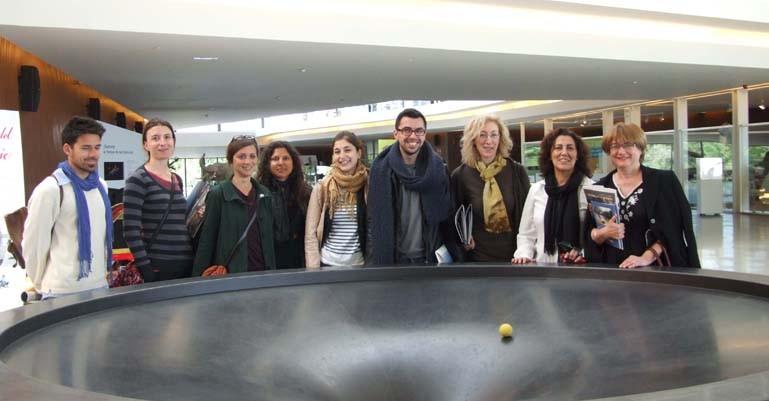 Colaboración entre el Parque de las Ciencias y la Alianza Francesa de Granada