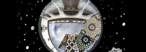Programa de Planetario 'M.C. Escher. Universos infinitos'