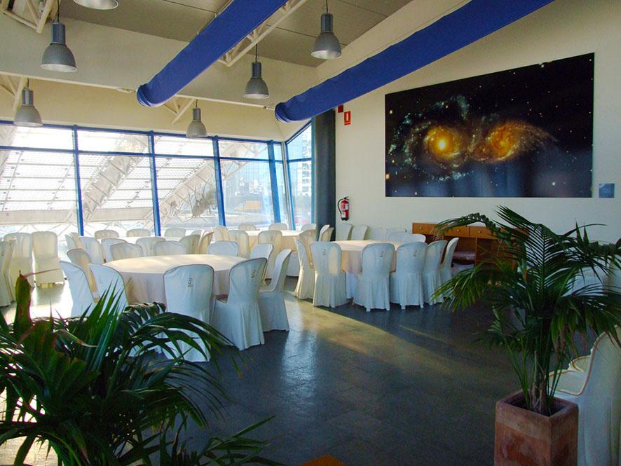 Restaurante Vía Láctea
